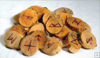 Natural Willow Rune Set
