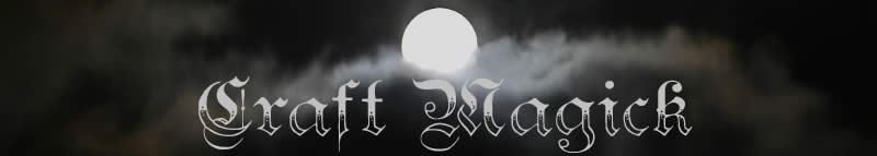 and welcome to Craft Magick Wiccan Pagan and Magickal supply store